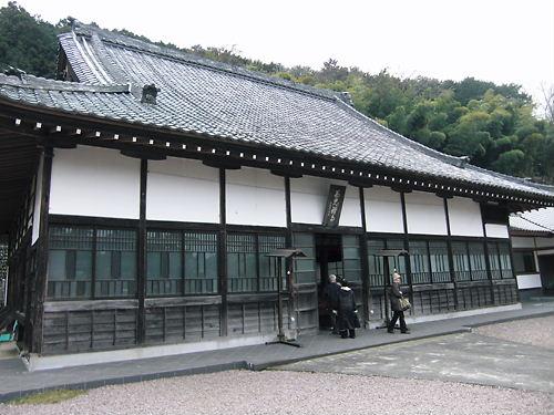 西光寺本堂