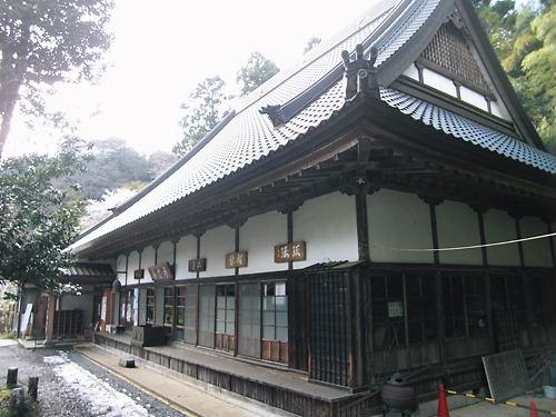 慈光寺本堂