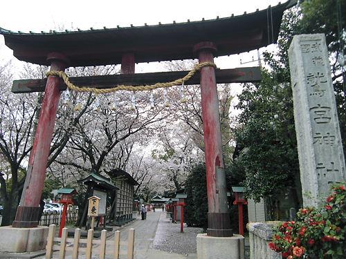 鷲宮神社 (2)