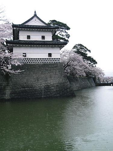 旧二の丸隅櫓 (2)