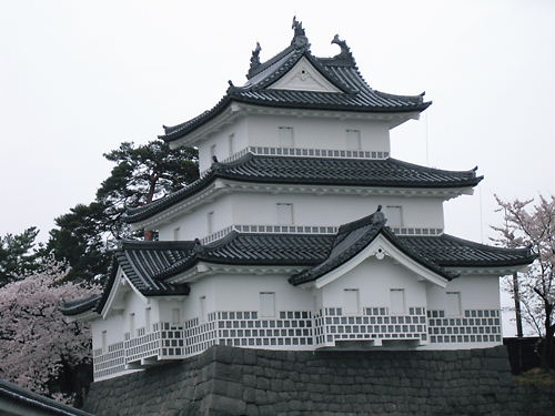 新発田三階櫓