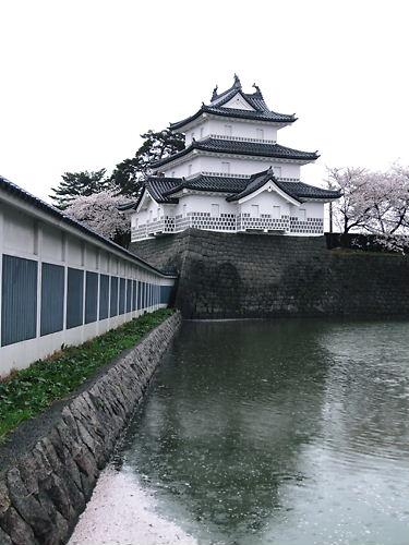 新発田三階櫓 (2)