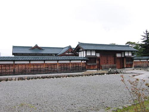水原代官所 (6)