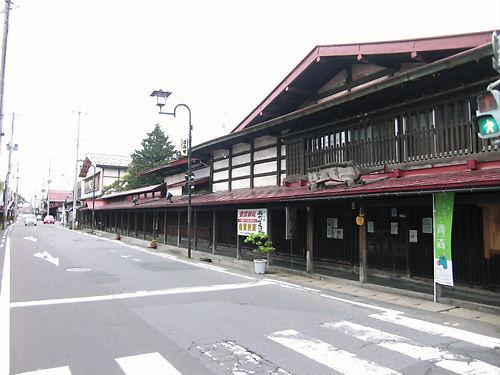 こみせ通り (2)