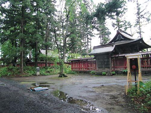 津軽家廟 (2)