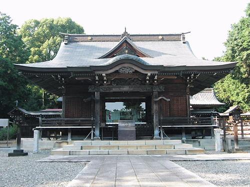 伊波比神社 (3)