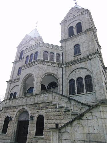 松ヶ峰教会