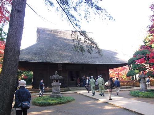 平林寺仏殿