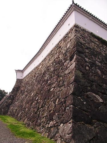 福知山石垣