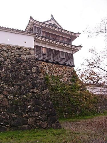 福知山石垣 (2)