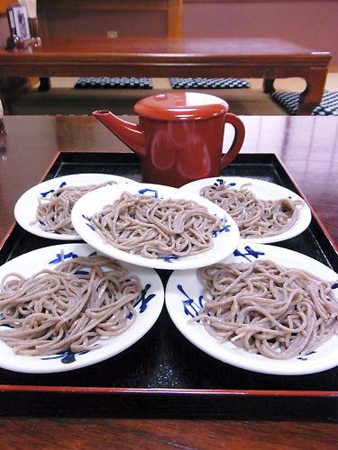 皿そば (3)