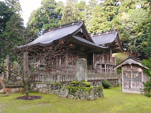 粟鹿神社 (2)