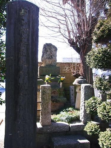 正木丹波の墓