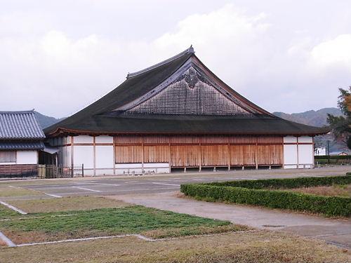 篠山城大書院 (2)