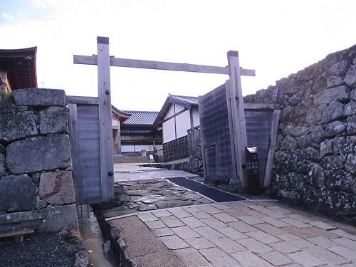 篠山城鉄門 (2)
