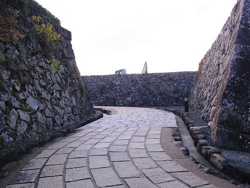 篠山城鉄門