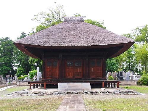 広徳寺大御堂