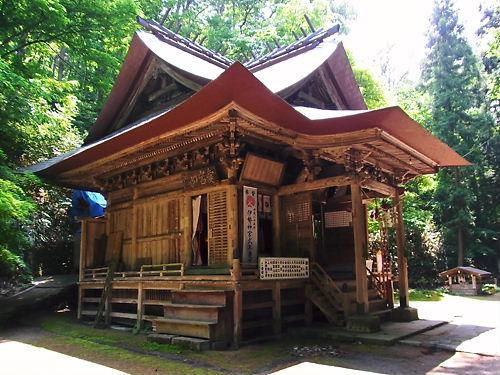 愛宕神社の愛