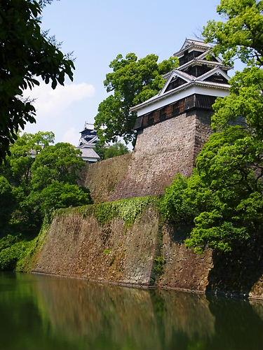 飯田丸五階櫓と天守