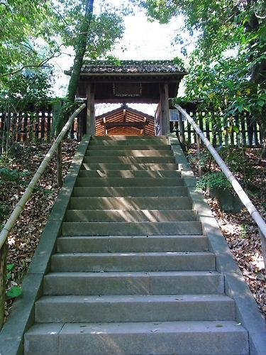 泰勝寺階段