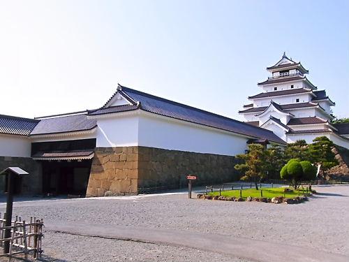 鶴ヶ城定番