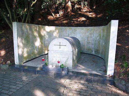 大友宗麟の墓 (4)