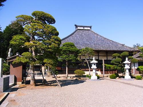 高斉寺本堂
