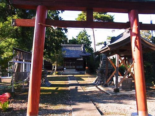 大電・久伊豆神社