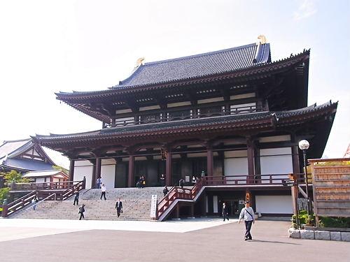 増上寺本堂 (2)