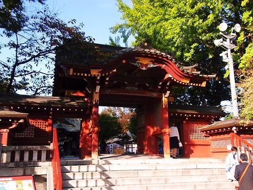 秩父神社 (2)