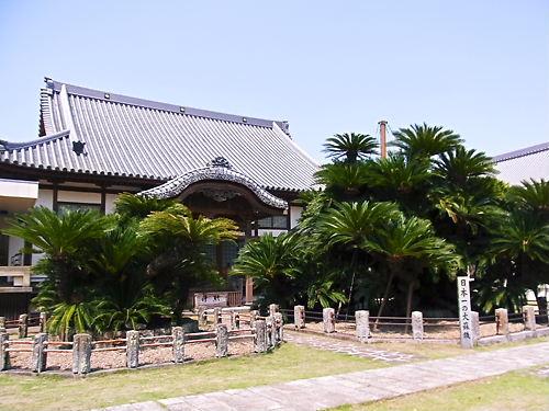 松屋寺本堂