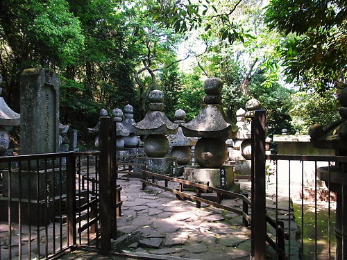 木下家墓地 (2)