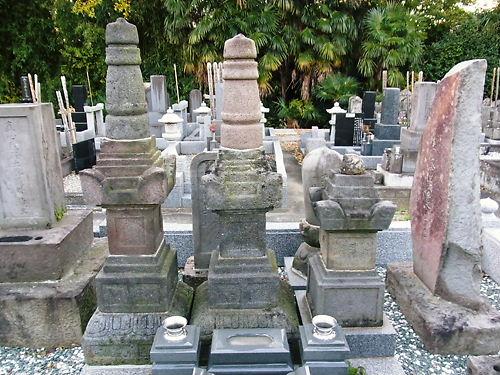 太田資家の墓