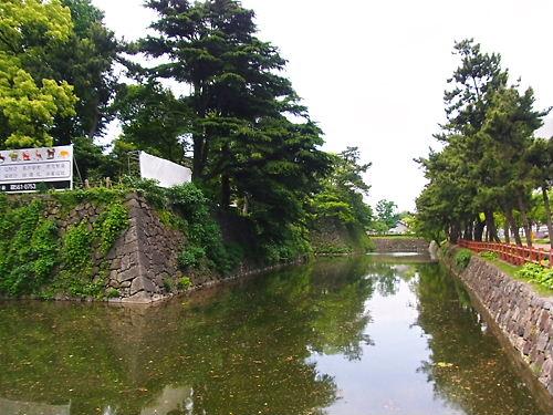 小倉城濠 (2)