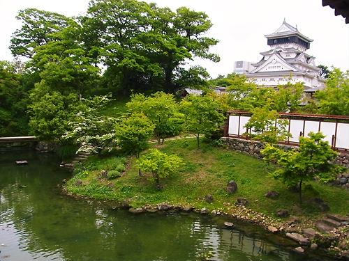 小倉城 庭園 (4)