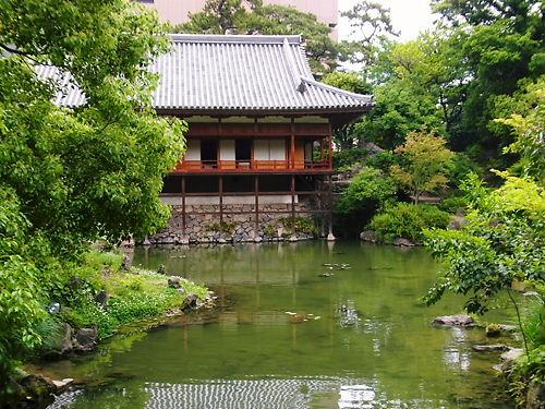 小倉城 庭園