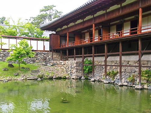 小倉城 庭園 (2)