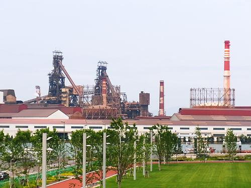 小倉工業地帯