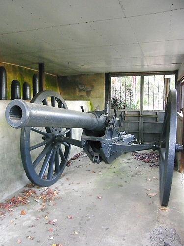ロシアの大砲