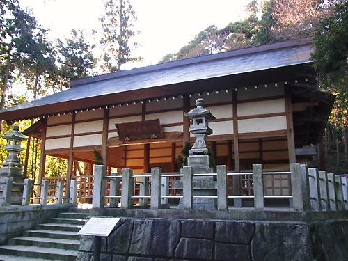秩父御嶽神社拝殿