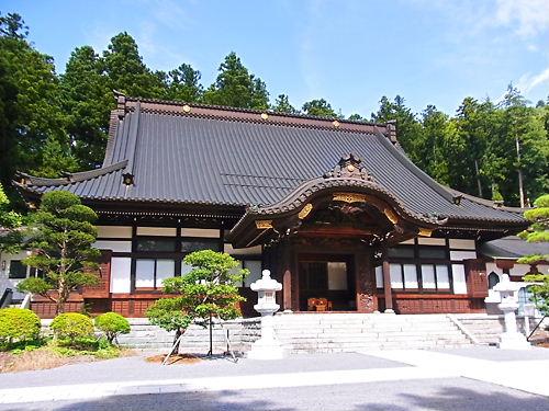 頼岳寺本堂