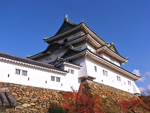 和歌山城天守 (2)
