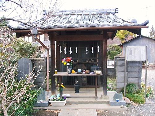 源義賢の墓 (2)
