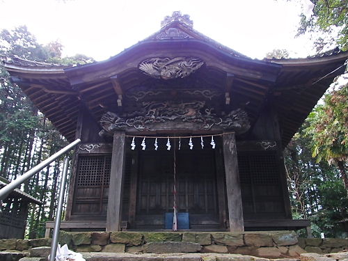 鎌形八幡 (2)