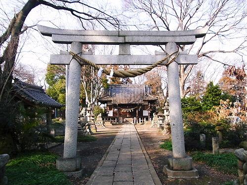東別府神社