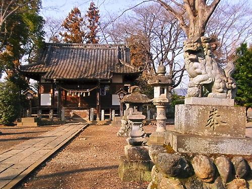 東別府神社 (2)