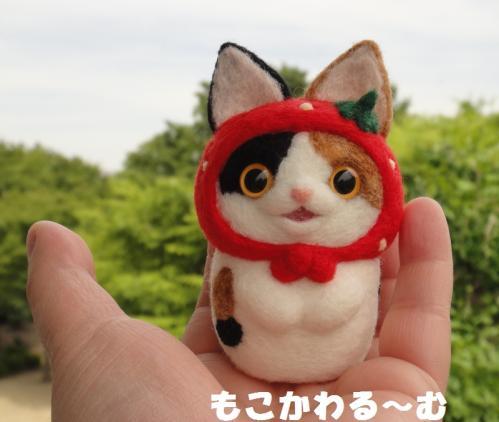 苺マト三毛猫7