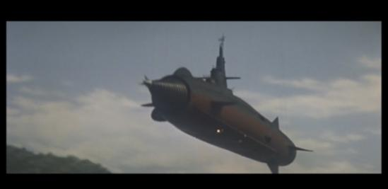 海底軍艦「轟天号」