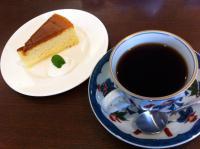 ジラソーレのケーキセット