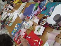 朝日カルチャーセンターポジャギ教室